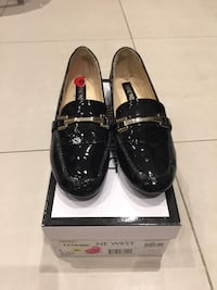 Nine West Loafer patent leather women shoes - size 6 ( fit true size 6.5), brand new, never worn Toronto, M2N 5R6