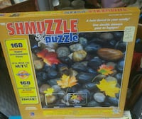 New and used. Puzzles