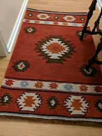 %100 wool pile FLORENCE Rug (New) 3' x 5'  Gloucester County, 08051