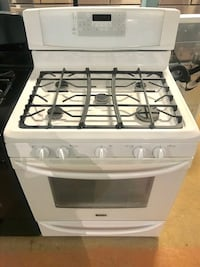 Kenmore gas stove 90 days warranty