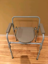 Commode chair Montreal, H4E 2W6