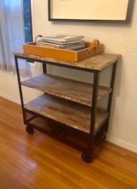 Industrial Style Roller Shelves Los Angeles, 90038