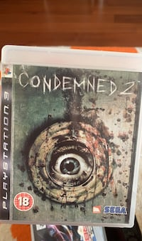 Condemned 2 Playstation 3 Oyung