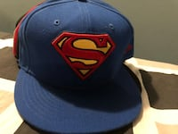 Superman NEWERA FITTED Hat