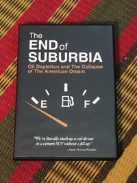 The End of Suburbia documentary DVD Toronto, M2M 3T6