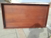 Cherrywood tredel twin bed