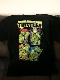 Teenage Mutant Ninja Turtles T-SHIRT Size L