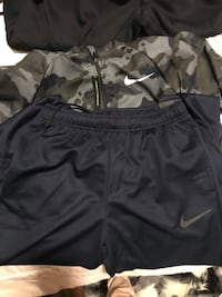 Black and gray camouflage sweat suit Troy, 12180