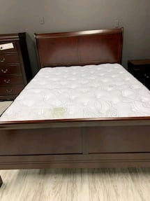 Brand New from Actual Store♤4/5 Piece Bedroom Set♤39$ Down Payment