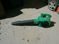 black and green leaf blower Gilbert, 85234
