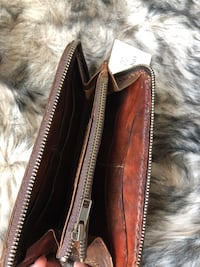 Brand new brown leather wallet San Francisco, 94109