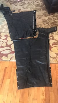 2 pairs  of mens leather chaps $100 each