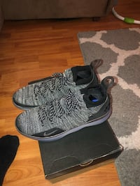 KD 11's size 13 worn once with box!  676 mi