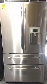 stainless steel french door refrigerator Santa Ana, 92701
