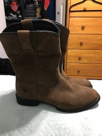 Men's leather boot size 8.5 Germantown, 20874