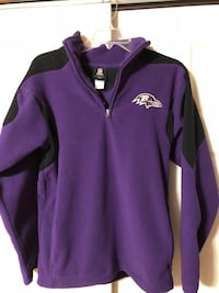 Ravens Pullover Size Youth Large 14-16 Baltimore, 21236