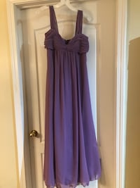 Purple Formal Dress Size 8 Lawrenceville, 30044