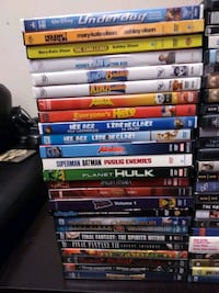 REDUCED super DVDs (2 pictures) 3160 km