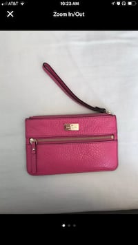 Fuchsia KATE SPADE Wristlet Too Cute Gainesville, 20155