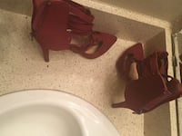 Red shoes size 10 Orlando, 32811