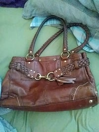 Coach full laether 100% bag with all stitcing  Falls Church, 22042
