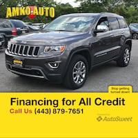 2015 Jeep Grand Cherokee Limited Laurel, 20724