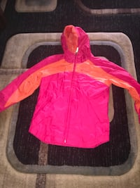 Pink raincoat . Columbia size 10/12 Springfield, 22150