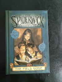 The Spiderwick book Victoria, V8V 2W6