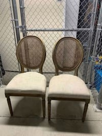 back chairs