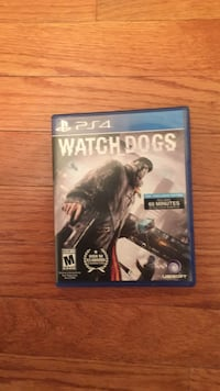 Ps4 watch dogs game Nottingham, 21236