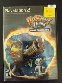 Ratchet and Clank Going Commando for PS2  Vaughan, L4L