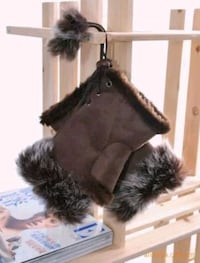 Pulsewarmers Rabbit fur  6243 km