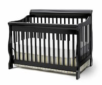 4 in 1 Crib to Full Bed