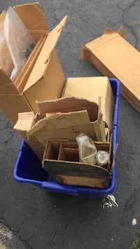 Box of Harley parts for a sportster Rochester, 14622