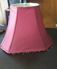 pink and black table lamp Laredo, 78043