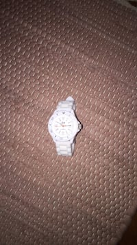 Montre blanche ice watch 6151 km