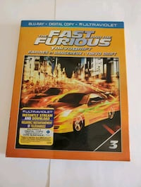 Fast and the Furious:Tokyo Drift blu ray  Mississauga, L4Y