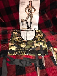 Costume in good condition 30 or best offer