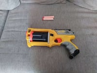 gray and yellow nerf gun Hemet, 92543