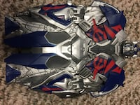Trasformers optimus prime DVD assorted 10 for$15, 20 for $25, 30 for $30.  West Babylon, 11704