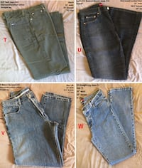 Women's Jeans - Name Brand - New/No Tags Medford