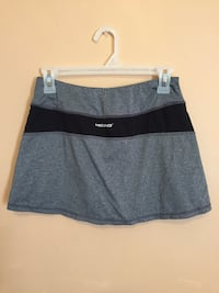 Gray and black mini skirt Sevierville, 37862