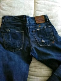blaue Denim Levis Jeans Geretsried, 82538
