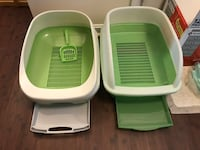 Tidy Cats Breeze litter box with pads and pellets Odenton, 21113