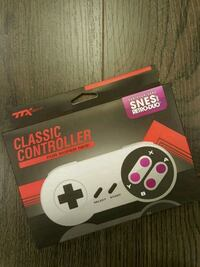 New Controlled for Super Nintendo Markham