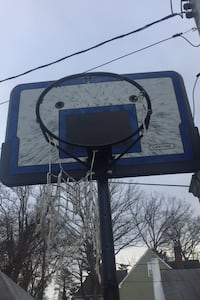 Nice hoop in cool condition and it's only 70.00 dollars  [TL_HIDDEN]
