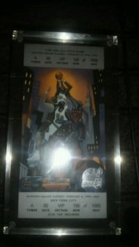 98 nba all star game ticket  Coquitlam, V3J 2S4