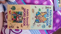 two Keiki's First Word Book books Hilo, 96720