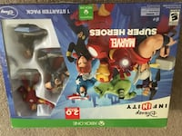 xbox one disney infinity marvel super heroes New Market, 21774