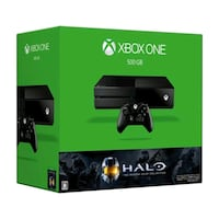 Xbox One 500gb Halo master chief collection bundle McLean